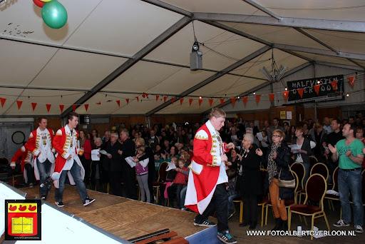 Halfvastenconcert Fanfare Vriendenkring bij Café Bos en Berg overloon 10-03-2013 (76).JPG