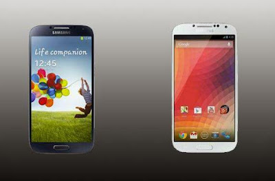 AOSP acoge al Samsung Galaxy S4 Google Edition