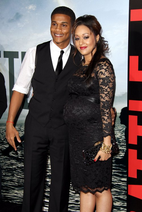 pics of tia mowry husband. BET#39;s The Game star Tia Mowry,