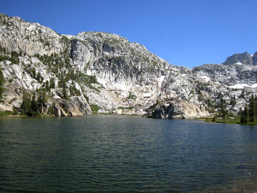 2012 Yosemite Trip, Part 5 (days 9 and 10): Slide Canyon