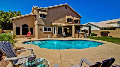 4 bedrooms homes with pool for sale the islands gilbert az real estate for 4 bedroom houses for sale in phoenix az