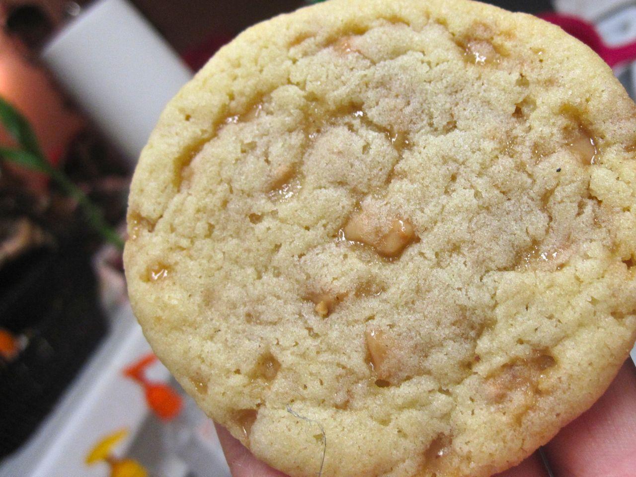 Heath Bar Cookies With Cake Mix