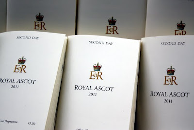 Royal Ascot race cards