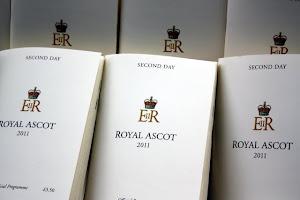 Royal Ascot race cards