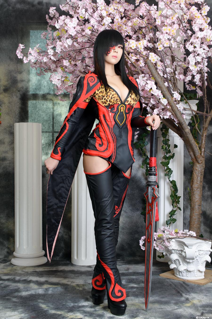 Một bộ ảnh cosplay Blade & Soul ấn tượng của CSL - Ảnh 1
