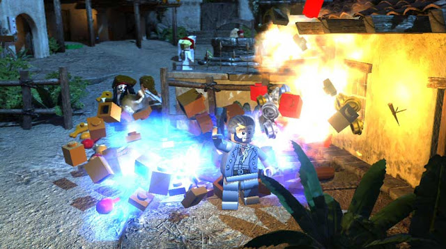 LEGO Pirates of the Caribbean PC Hileleri