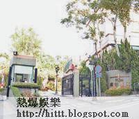 記者昨在華哥居所守候但未見他出現。