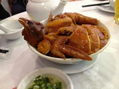 Tai Wing Wah, chicken