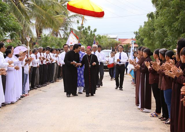 Giáo Xứ Thủy Lợi Mừng Lễ Bổn Mạng & Kỉ Niệm 40 Thành Lập