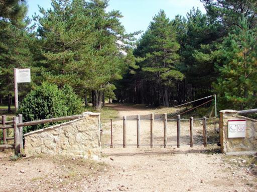 Senderismo: Cova Ferrins - Negrell - Barranc Cirers - Pont Foradat