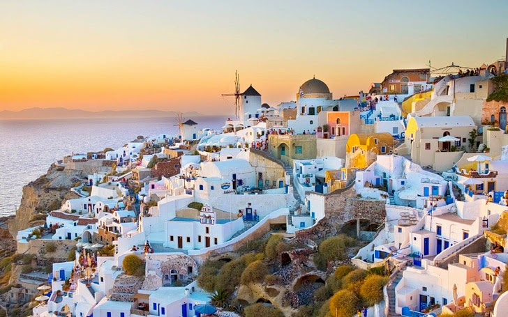 Wanderlust list: Greece