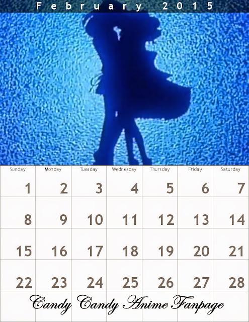 Calendario mes deFebrero