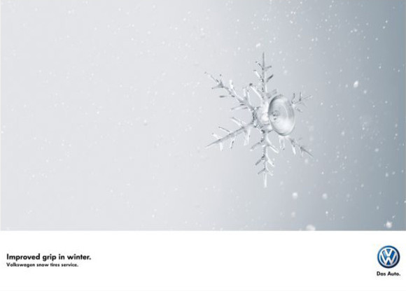 Volkswagen Snow Tires: Crystal