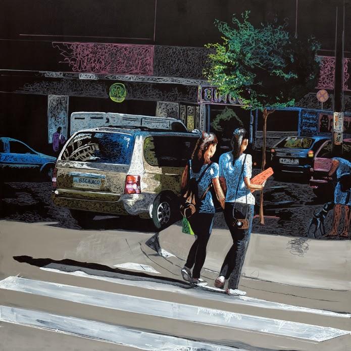 Fernando Jiménez,Pintor,Pintura,Primer premio Certamen Villa de Puçol 2013,pintor Fernando Jiménez,Primer Premio de Pintura Fernando Jimenez,obra ganadora,premio,del pintor al comprador,