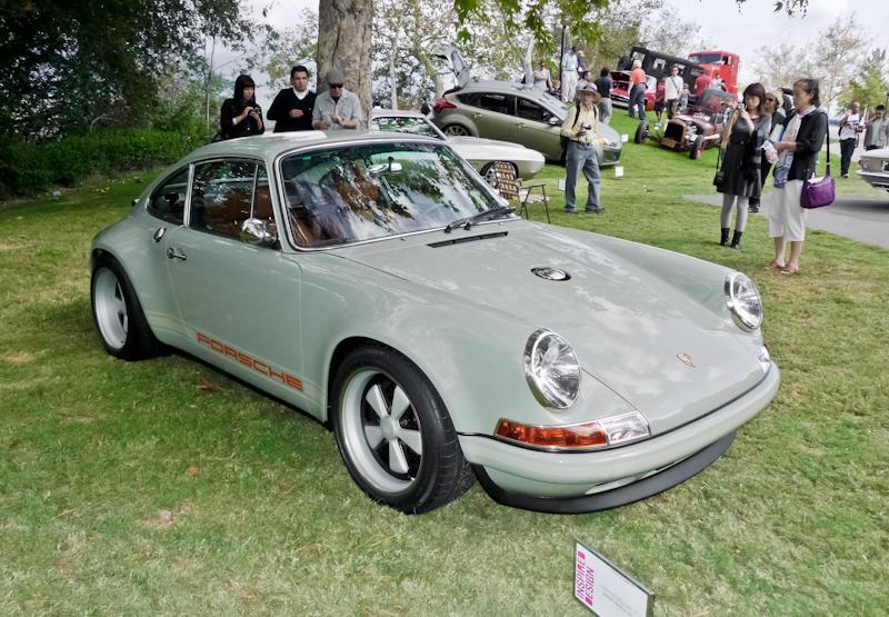 Pasadena School Of ArtDesign Car Show Pics - Pasadena car show