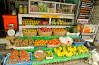 Fresh fruits stalls