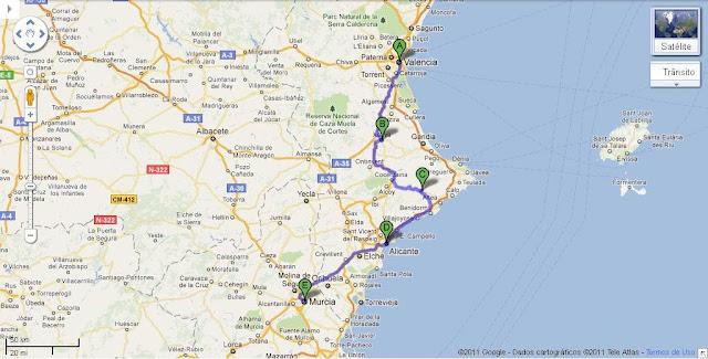 espanha - [Crónica] Sul de Espanha 2011 Dia6