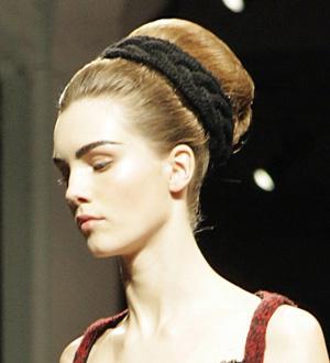 Moda tendencias y accesorios peinados paso a paso mo o for Recogido castana