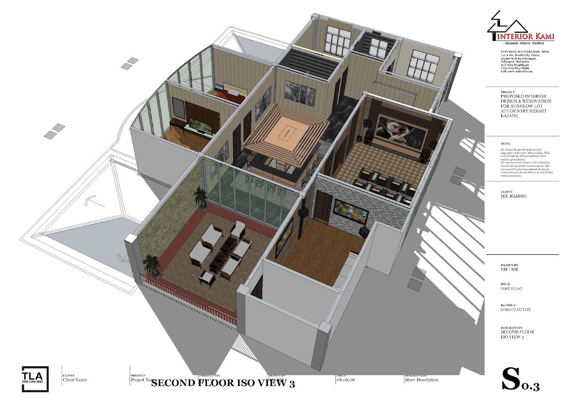2nd floor 3d layout