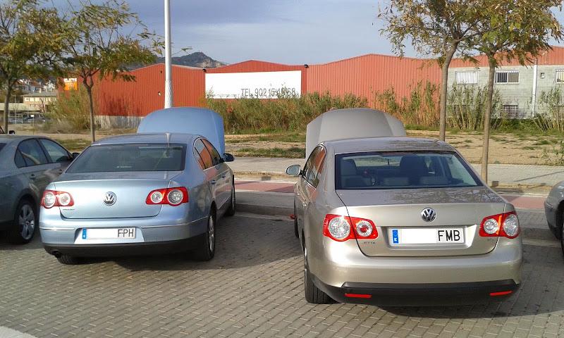 Saludillos desde Martorell (BARCELONA) VW Jetta 1.6 FSI 115cv SportLine 2007 20140324_171716