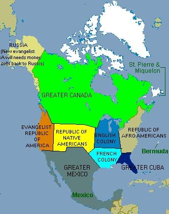 random notes geographeratlarge ReRegionalizing the American