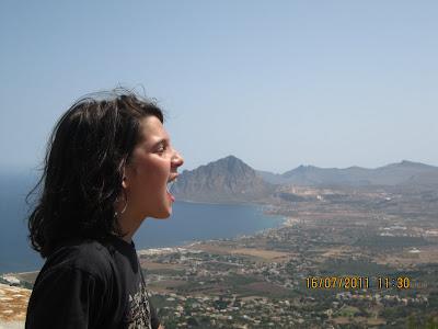 Mish Sinclair - Sicily