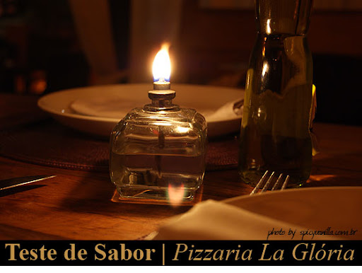 piz1 - Teste de Sabor   La Gloria Pizza Bar