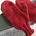 Top-Down Magic Loop Mittens