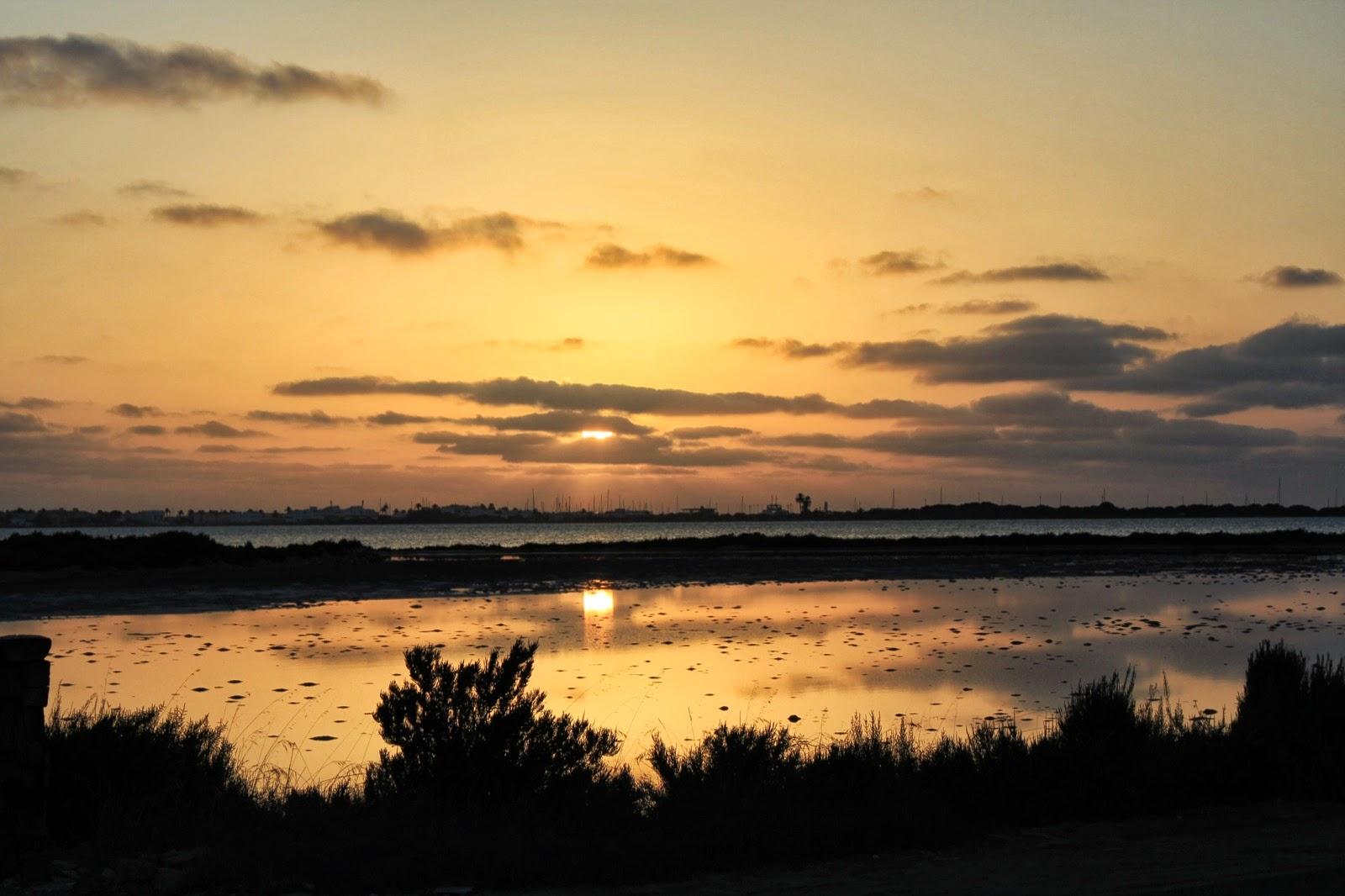 Posta de sol a Formentera II