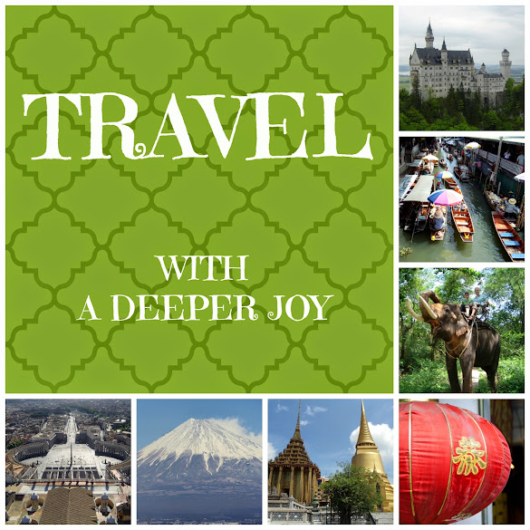 Grab button for Travel with A Deeper Joy