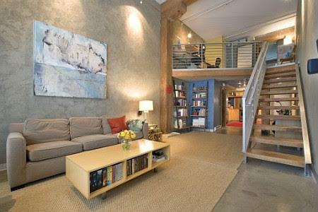 Espacios industriales reconvertidos en viviendas