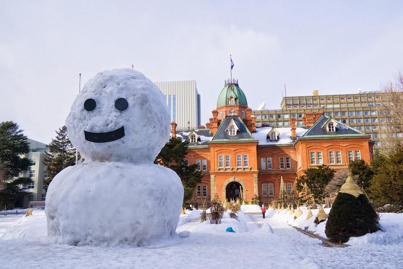 札幌 赤れんが庁舎 写真1