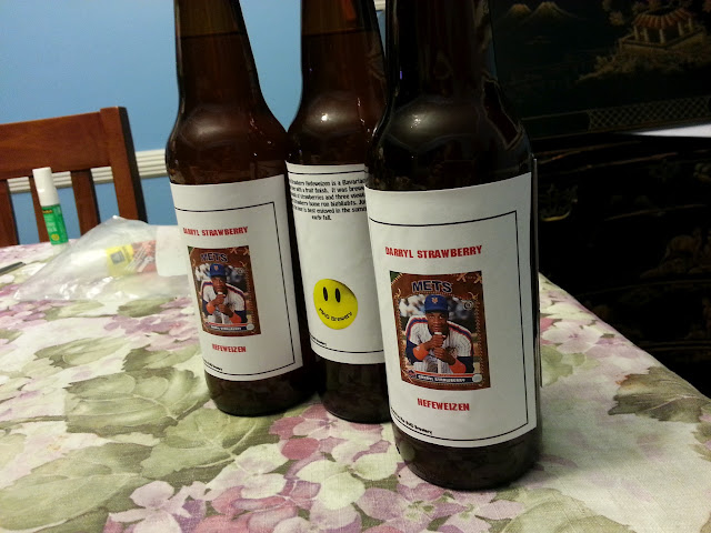 Homebrewed by MAD Brewery.