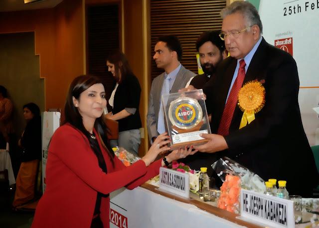 Shubi Husain Health Sanctuary awards