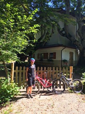 Biketouren im Hinterland des Gardasee