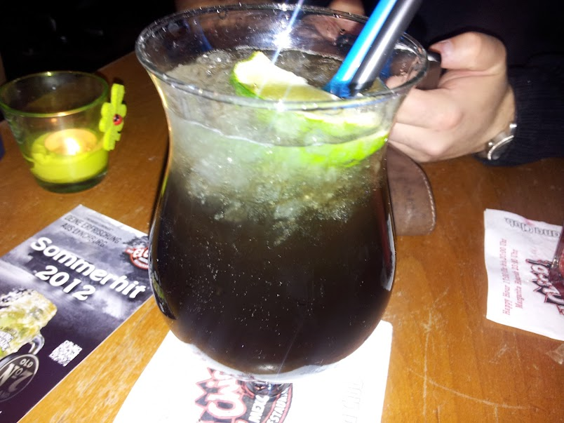 Bild vom Long Island Ice Tea im El Chico