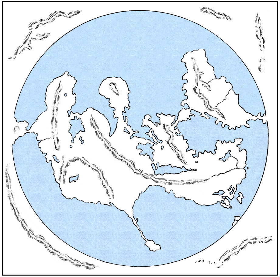 Telecanters receding rules world map iii also in the comments richardthinks linked to this nice map as his choice of sea of osr campaign i stripped all the names in case someone might want to gumiabroncs Choice Image