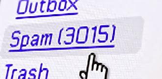 El 40% del SPAM mundial tiene como objetivo robar datos personales