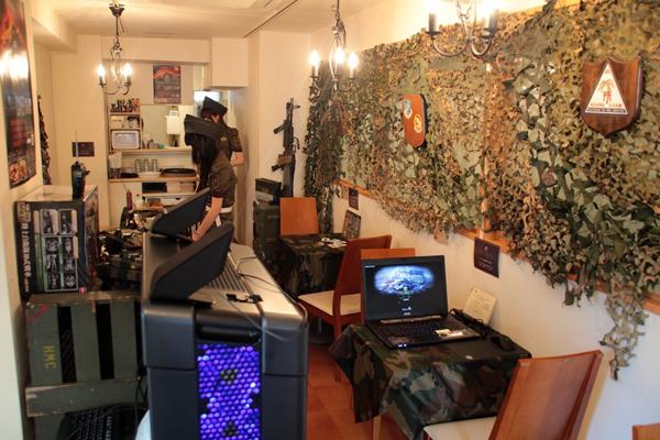 Wargaming mở World of Tanks Cafe tại Nhật Bản 4