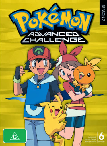 Pokemon Bửu Bối Thần Kì Season 7 - Advanced Challenge 2003