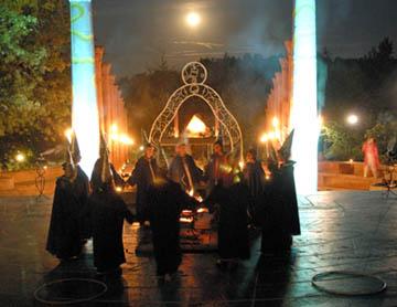 Comselh Aoiveae Ritual Image