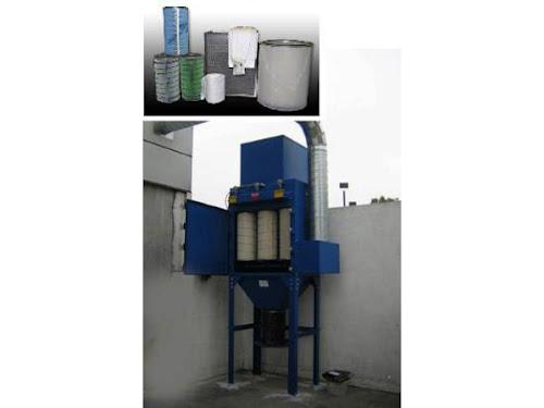 Cartuchos de aire para industria