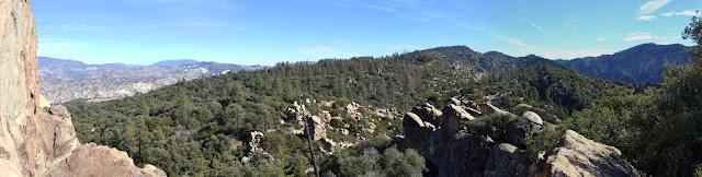 ridge again