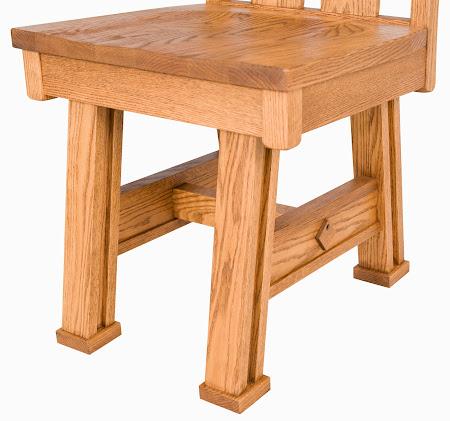 Hagen Dining Chair in Seely Oak