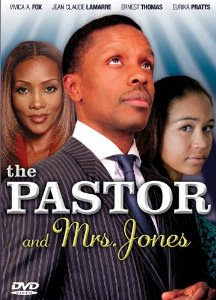 The Pastor and Mrs. Jones (2013) Poster
