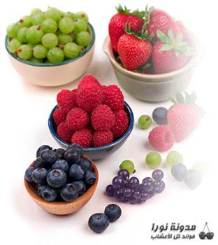 قائمة أطعمة الجمال وفوائدها