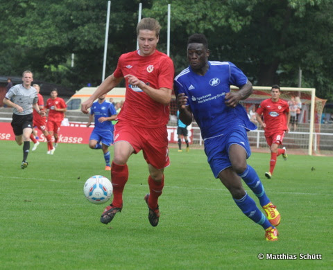 3. Spieltag: FC Energie Cottbus II : TSG Neustrelitz - Seite 2 DSC_0352