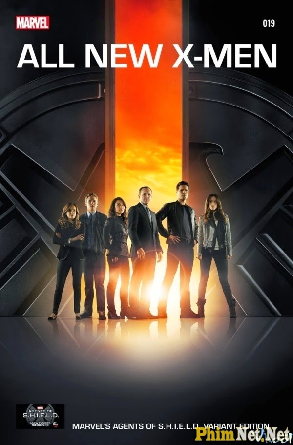 Phim Đặc Vụ Shield Phần 2 - Marvels Agents Of Shield Season 2