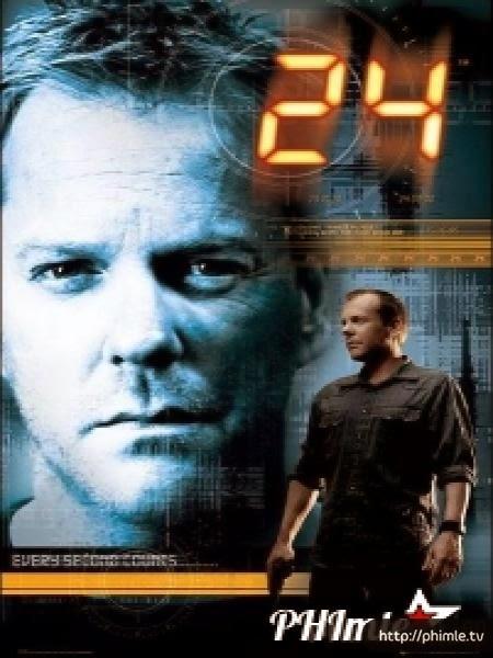Phim 24 giờ sinh tử (24 giờ chống khủng bố) - Phần 2 - 24 (Season 2) - VietSub