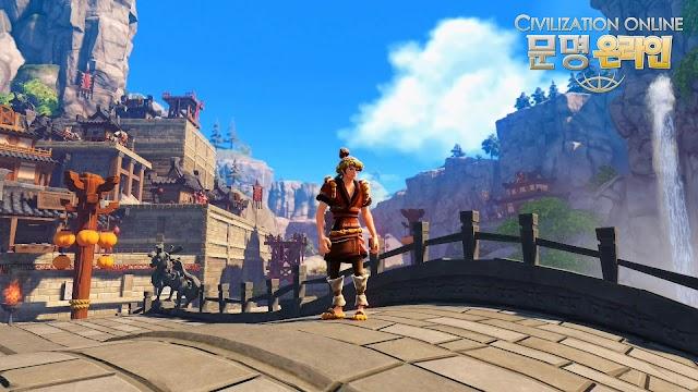 Cận cảnh gameplay của Civilization Online 6